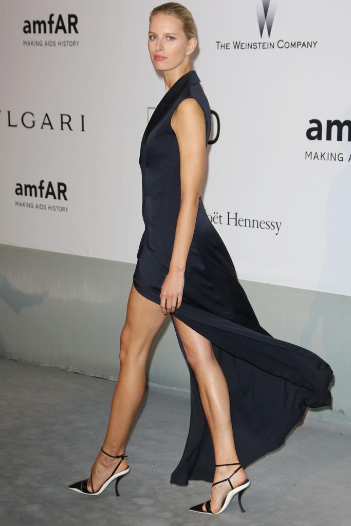 Karolina Kurkova amfAR Gala Cannes 2014