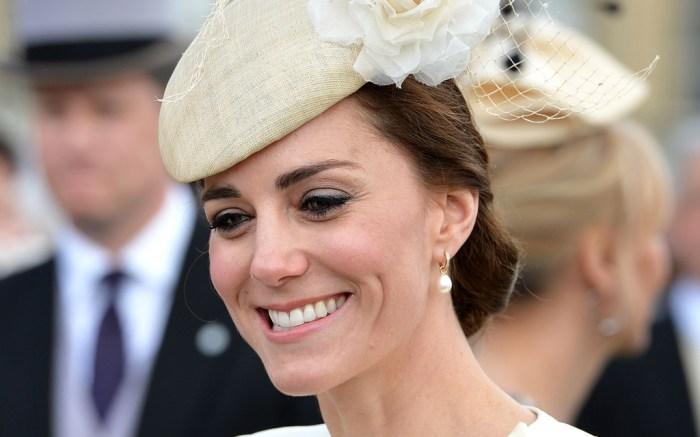 Kate Middleton Queen Garden Party