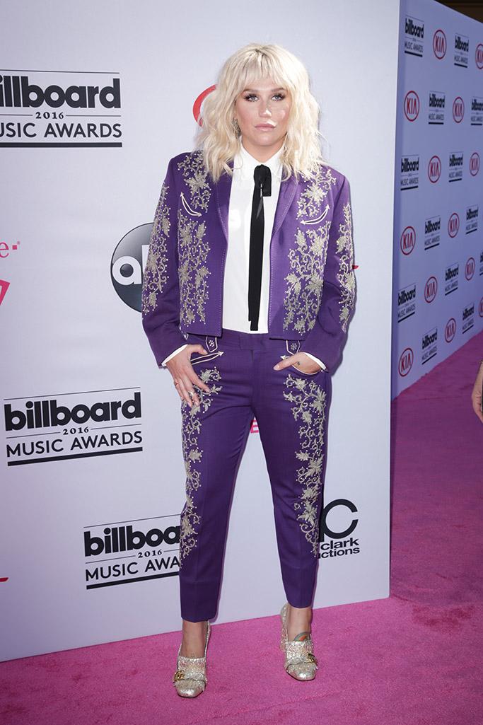 Kesha Billboard Awards Red Carpet 2016