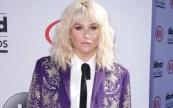 Kesha Billboard Music Awards Red Carpet