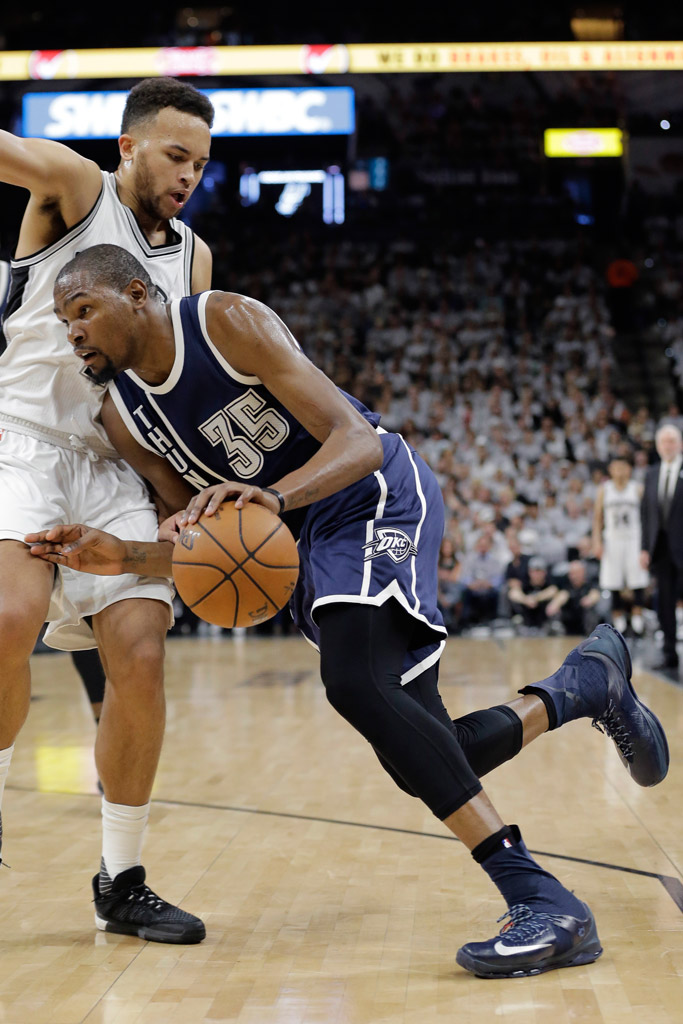 Kevin Durant Nike KD8 Elite