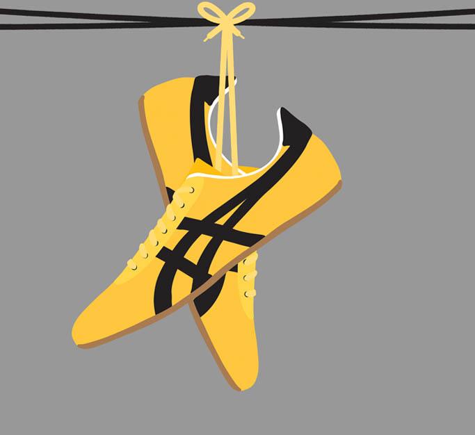 kill bill shoes art uma thurman