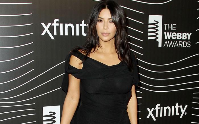 Kim Kardashian Webby Awards