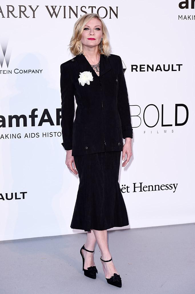 Kirsten Dunst amfAR Gala Cannes 2016