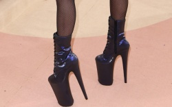 Lady Gaga Celebrity Statement Shoes May