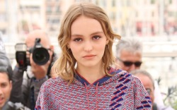 Lily-Rose Depp Cannes Film Festival 2016