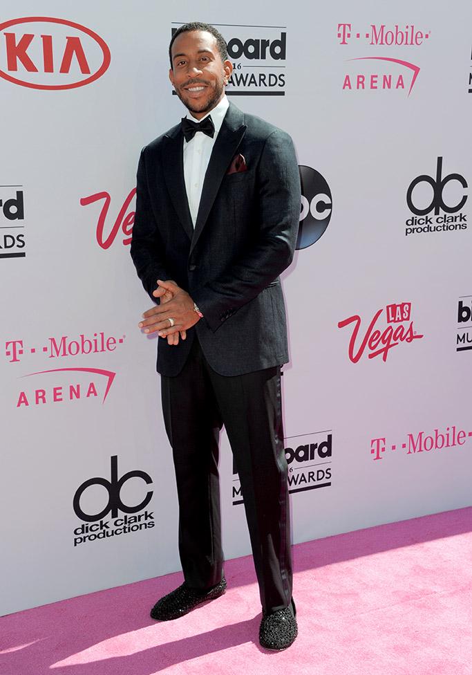 Ludacris Billboard Awards Red Carpet 2016