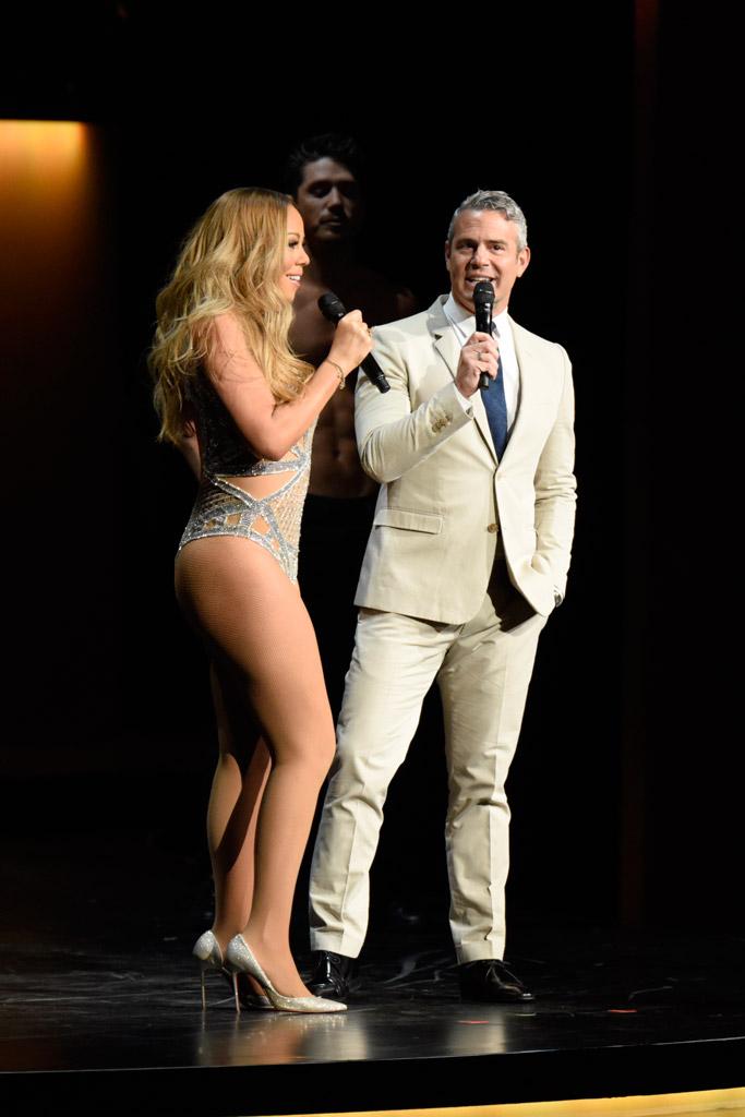 Mariah Carey NBC Upfront Presentation 2016