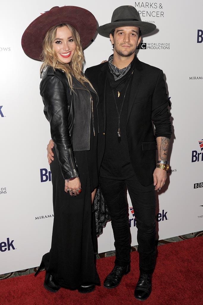 britweek mark ballas bc jean fiance engaged girlfriend