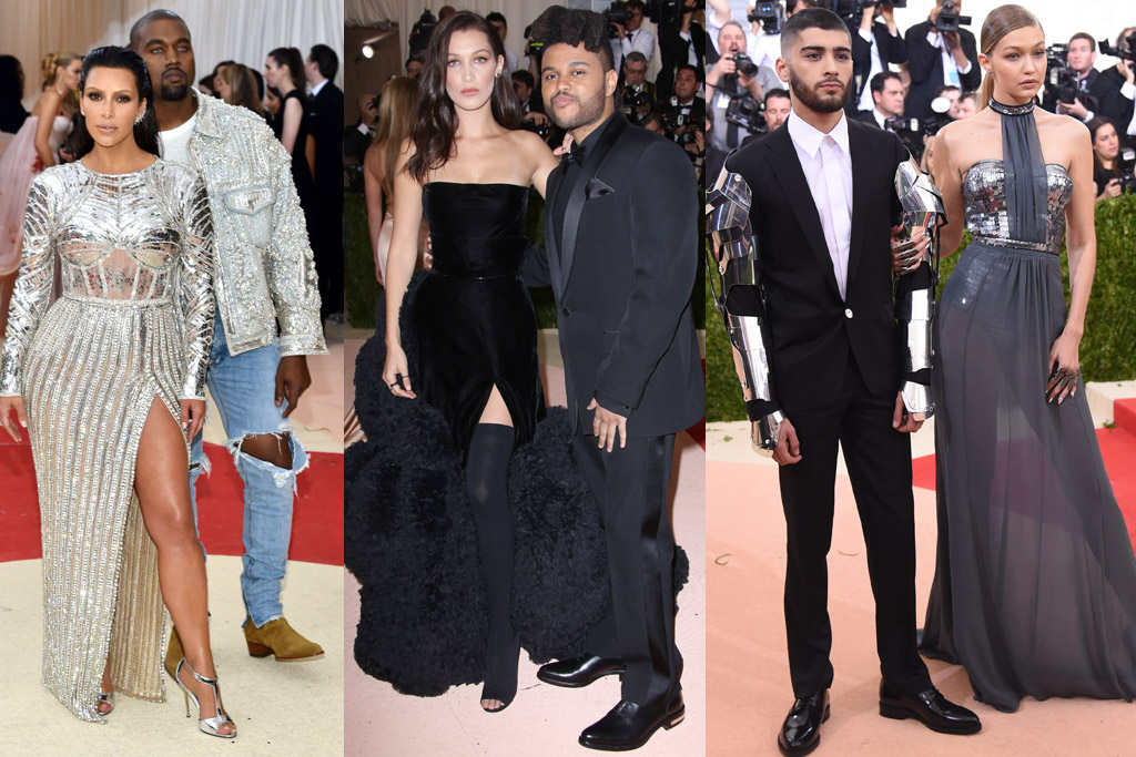 Met Gala 2016 Red Carpet Shoes