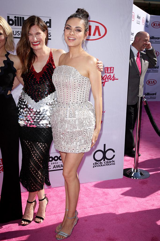Mila Kunis Billboard Awards Red Carpet 2016