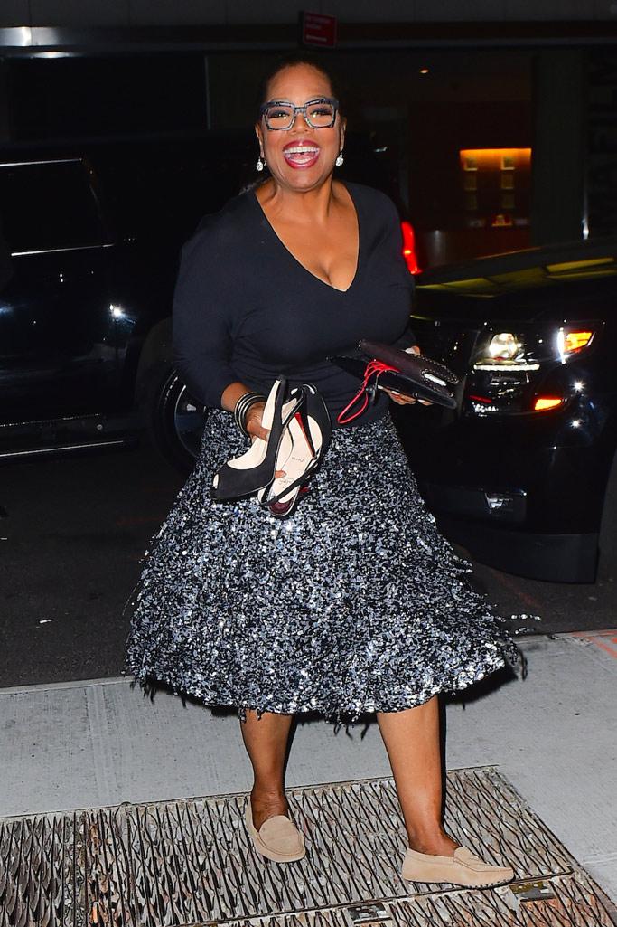 Oprah Winfrey Christian Louboutin Pumps