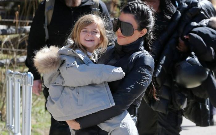 Kourtney Kardashian Penelope Disick