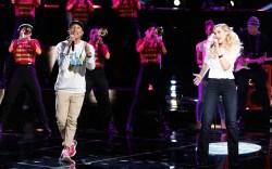 Pharrell Williams The Voice Finale Hannah