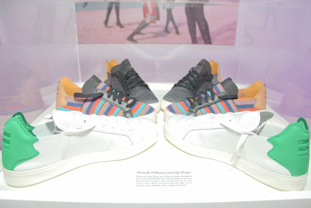 adidas pharrell williams pink beach sneakers party