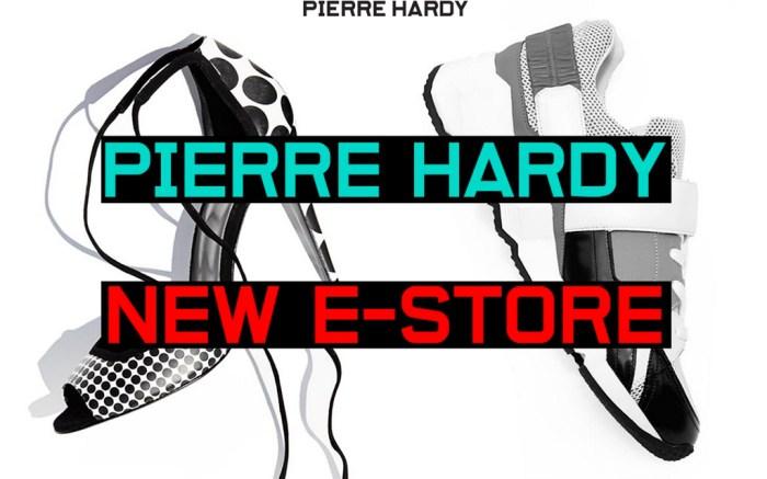 Pierre Hardy USA Online Store