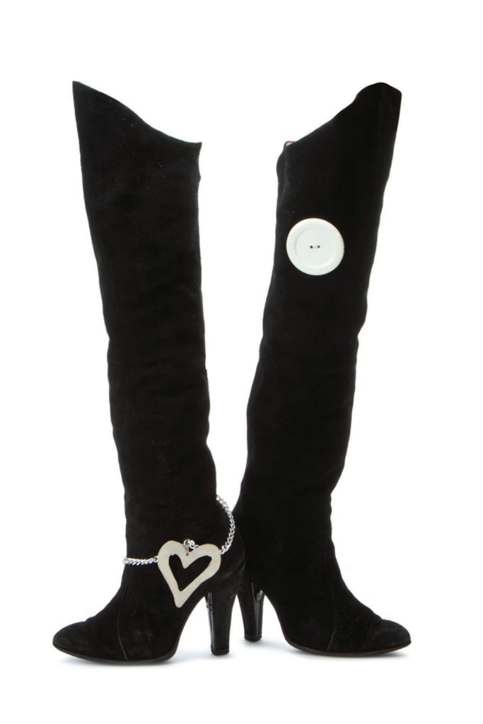 Prince Lovesexy Tour Boots