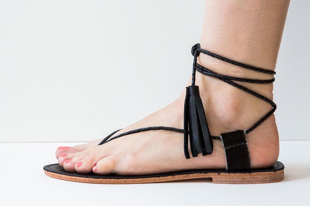 Prized USA sandal