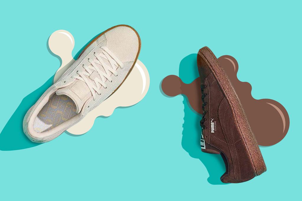 puma ice cream sneakers