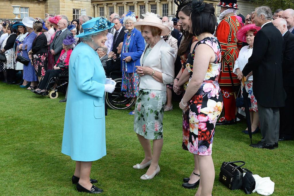 Queen Elizabeth Garden Party