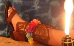 redneck boot sandals cowboy