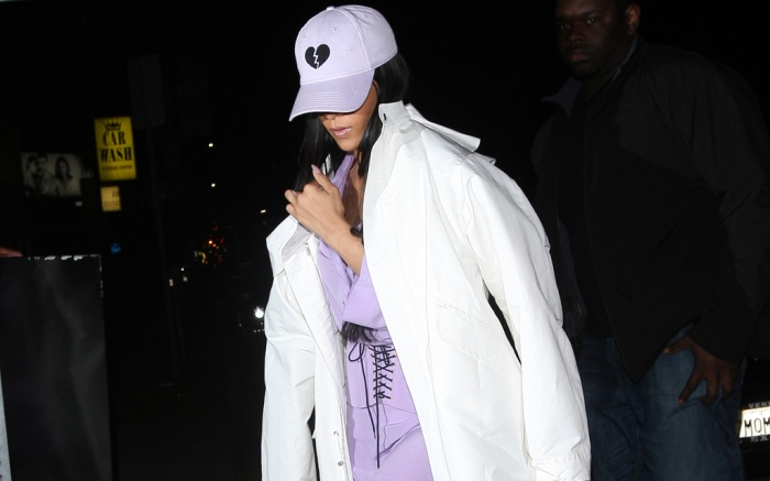 Rihanna Givenchy Mules