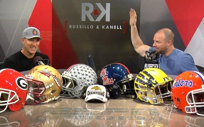 Ryen Russillo Ryen Russillo ESPN