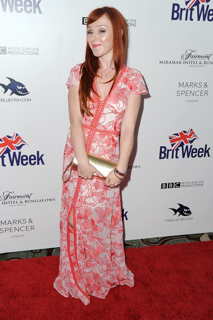 Ruth Connell britweek supernatural