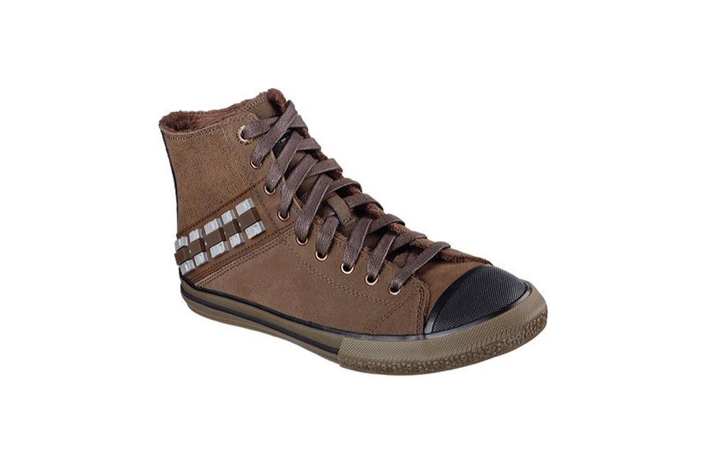 Skechers Star Wars Legacy Vulc Chewie High Top