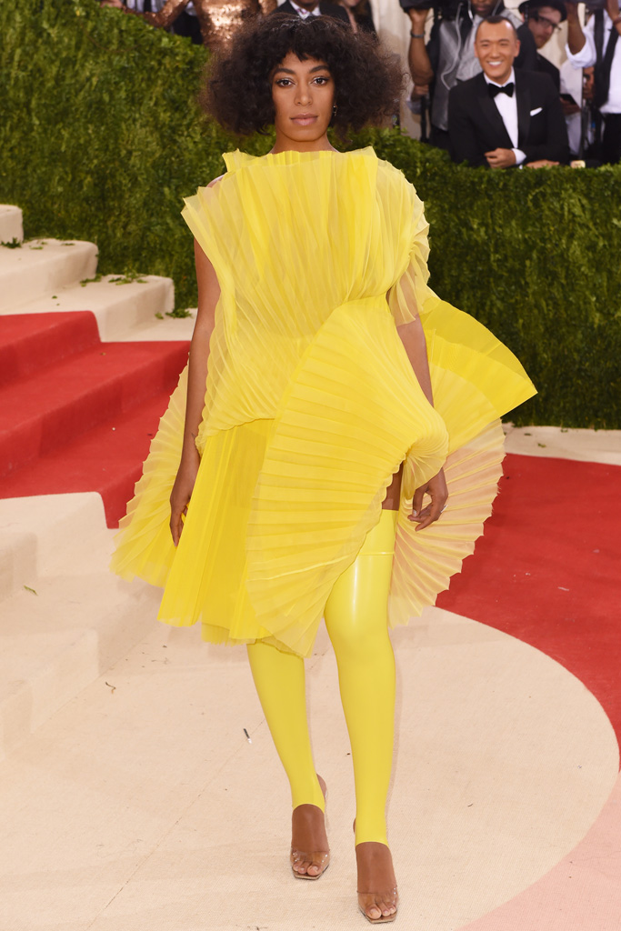 Solange in David LaPort