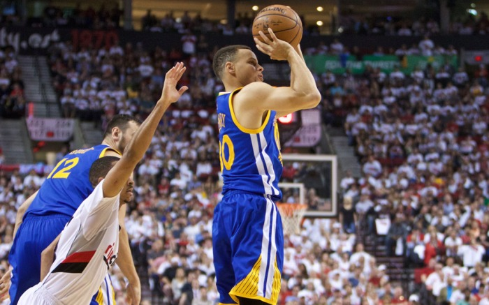 Stephen Curry Golden State Warriors Under Armour Curry 2.5
