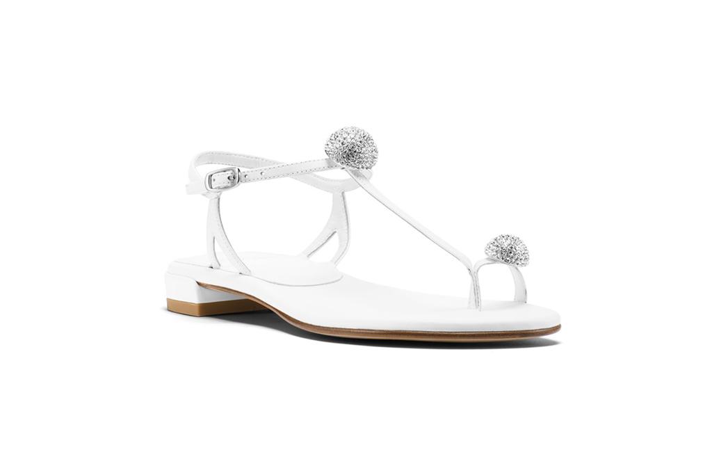 Stuart Weitzman Bridal Sandals