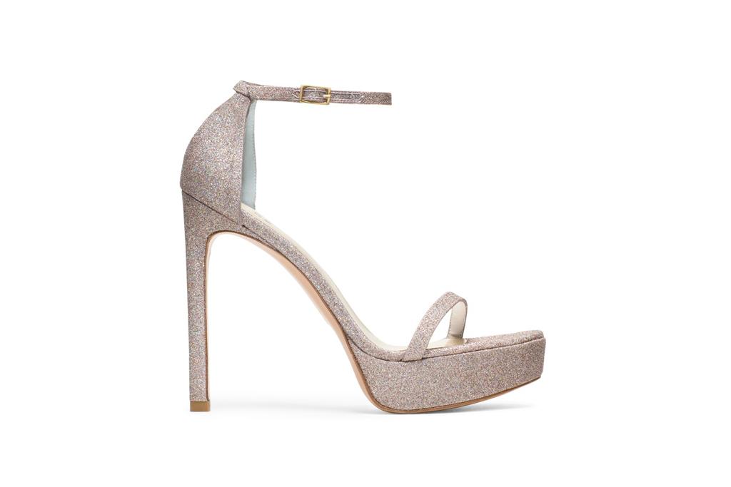 Rita Ora Stuart Weitzman Sandals Met Gala 2016