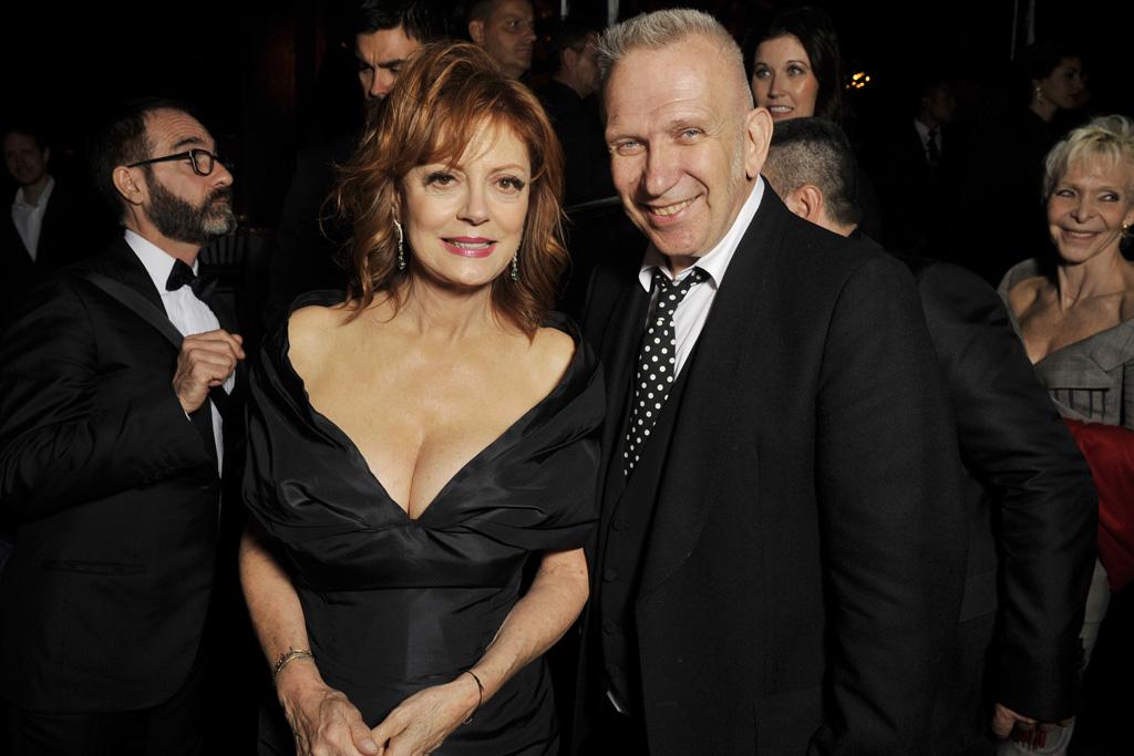 Susan Sarandon Kering Dinner Cannes Film Festival