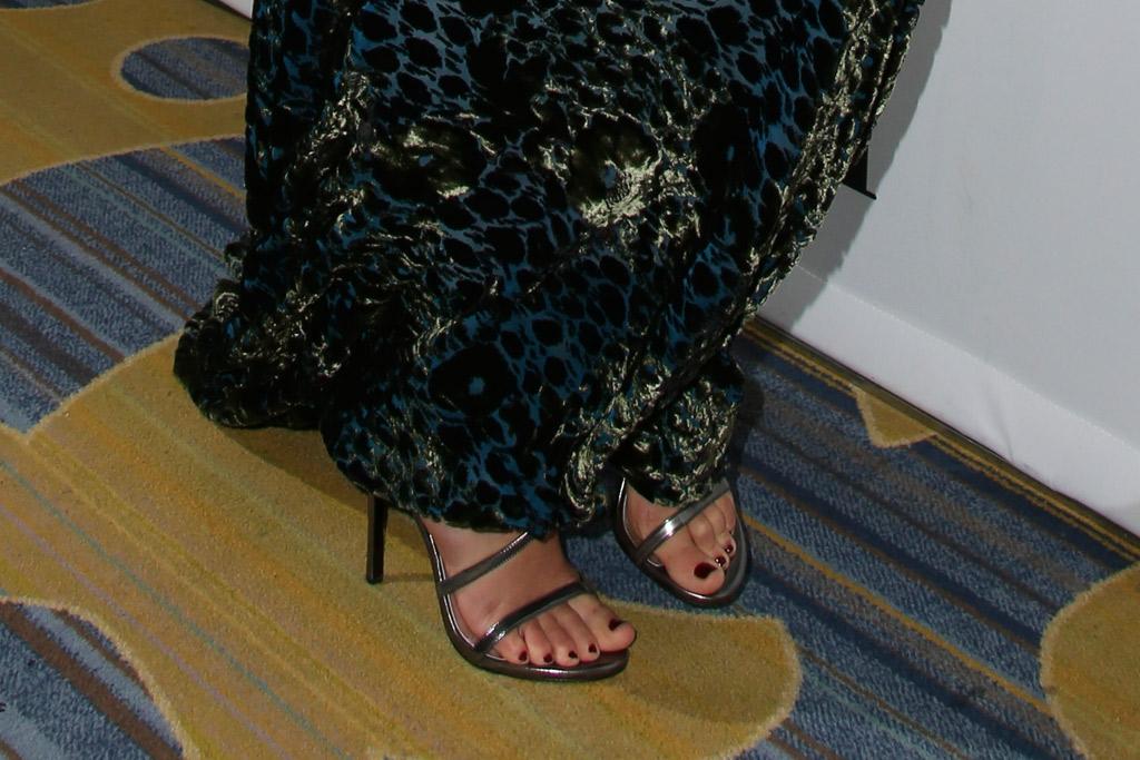 Taylor Swift BMI Pop Awards Shoes