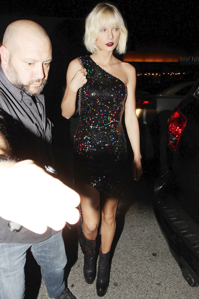 Taylor Swift Celebrity STatement Shoes