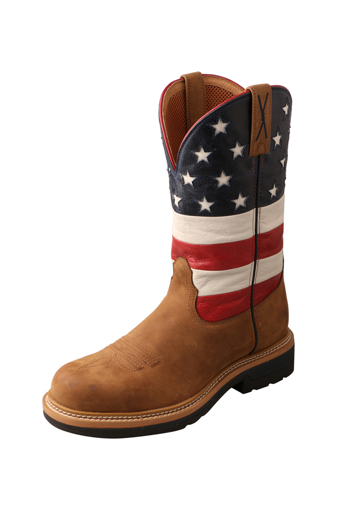 Twisted X VFW rancher boot