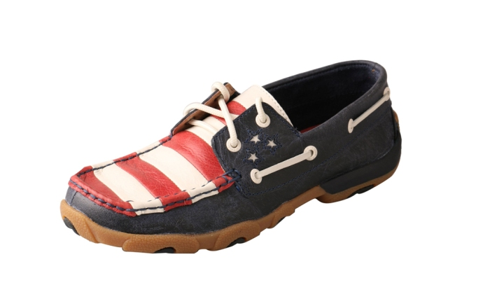 Twisted X VFW boat shoe