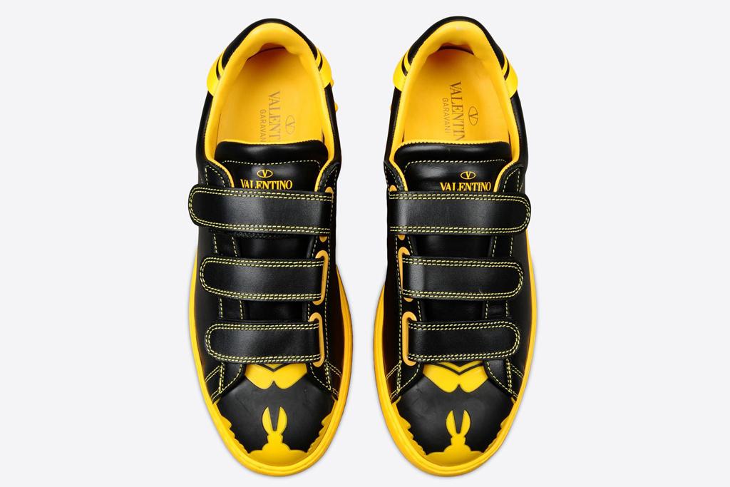 Valentino Superhero Sneakers