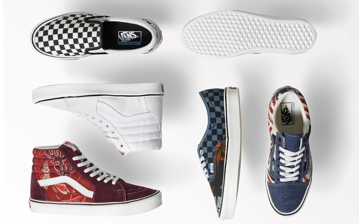Vans Classic Lites Collection Spring '16