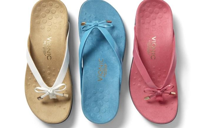 Vionic flip-flops