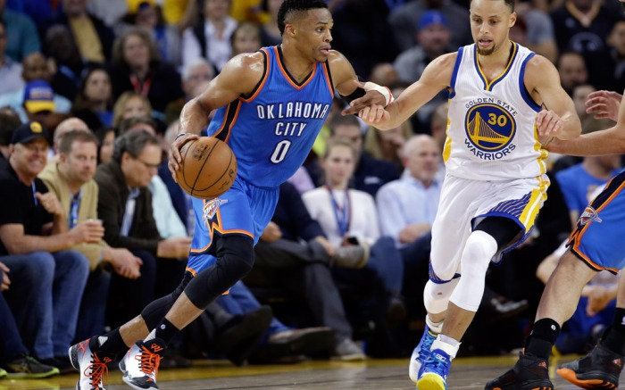 Russell Westbrook Stephen Curry Under Armour Curry Two Air Jordan XXX