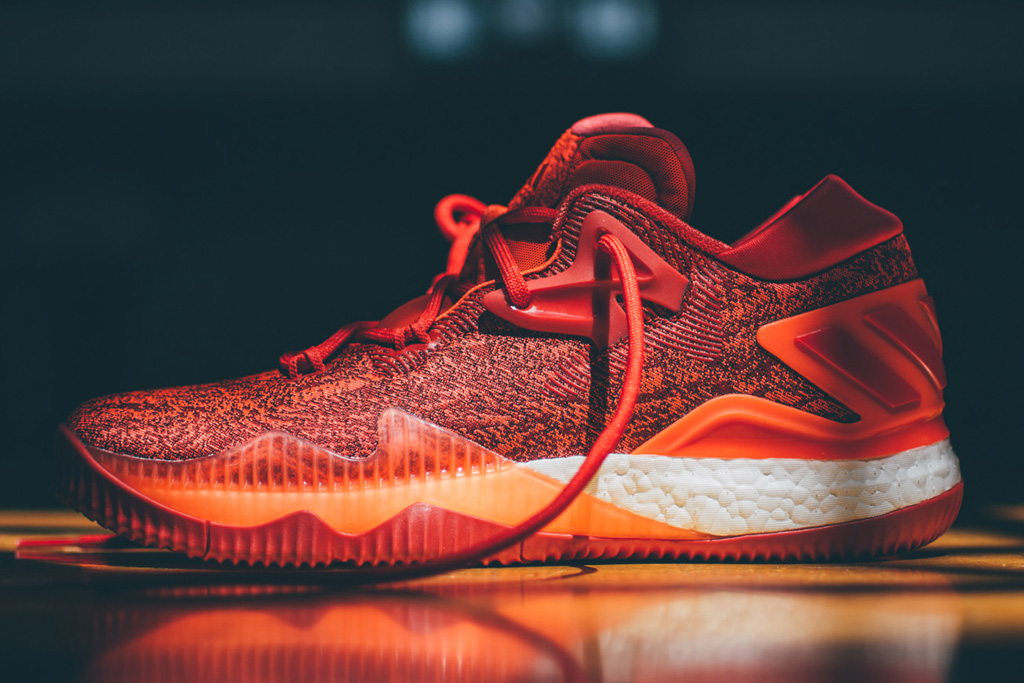 Adidas Unveils Crazylight 2016