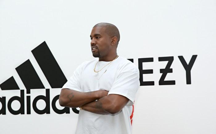 Adidas Kanye West Partnership