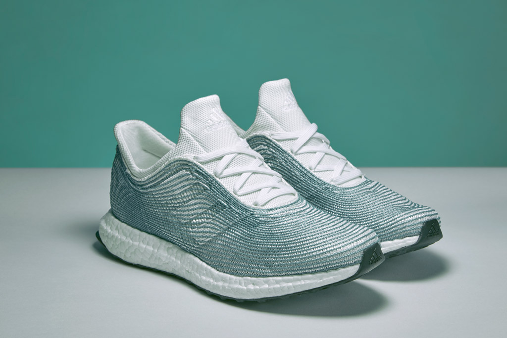 Adidas x Parley For the Oceans Announce