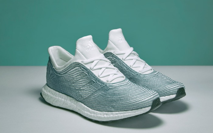 Adidas x Parley for the Ocean sneakers