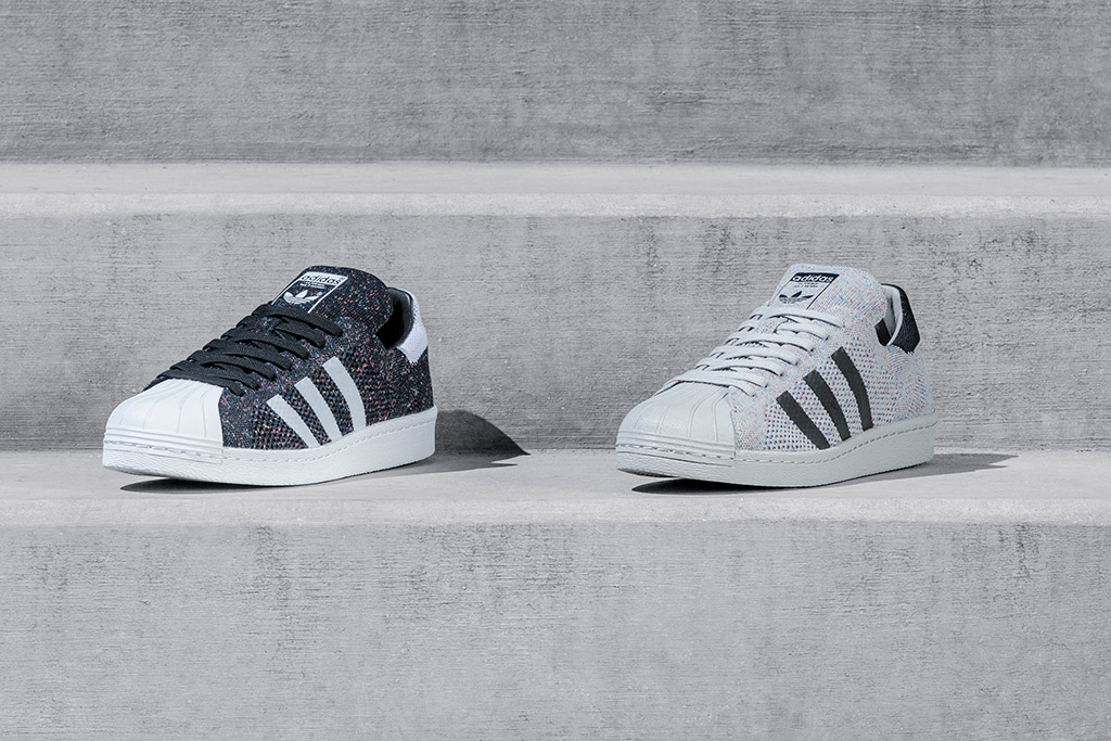 Adidas Superstar Primeknit 80