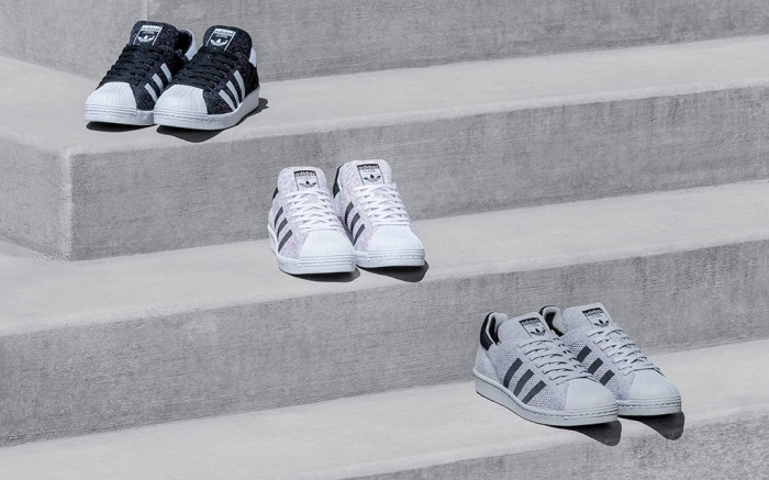 Adidas Superstar Primeknit 80 pack