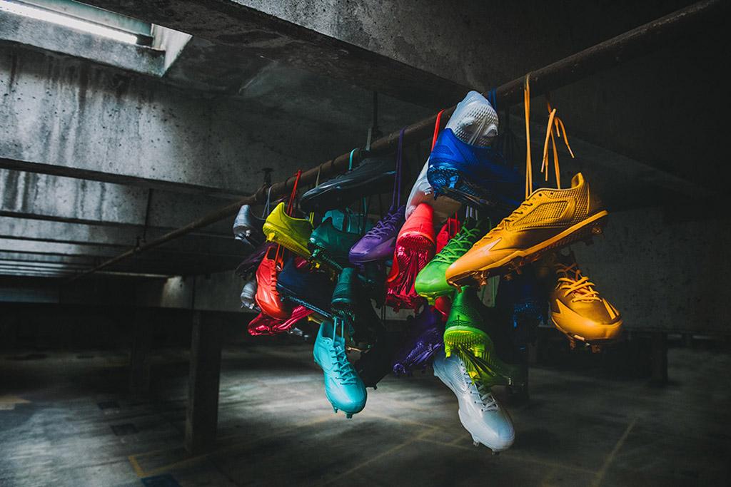 Adidas Dipped 2017 Adizero Afterburner 3