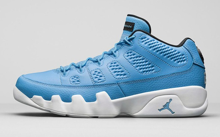 Air Jordan 9 Retro Low University Blue